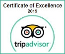 Certificate of Excellence - Ship Inn Stonehaven